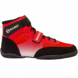 Man Shoes Sabo Deadlift - all red