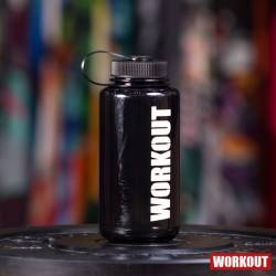 Bottle WORKOUT 1000 ml - black Tritan