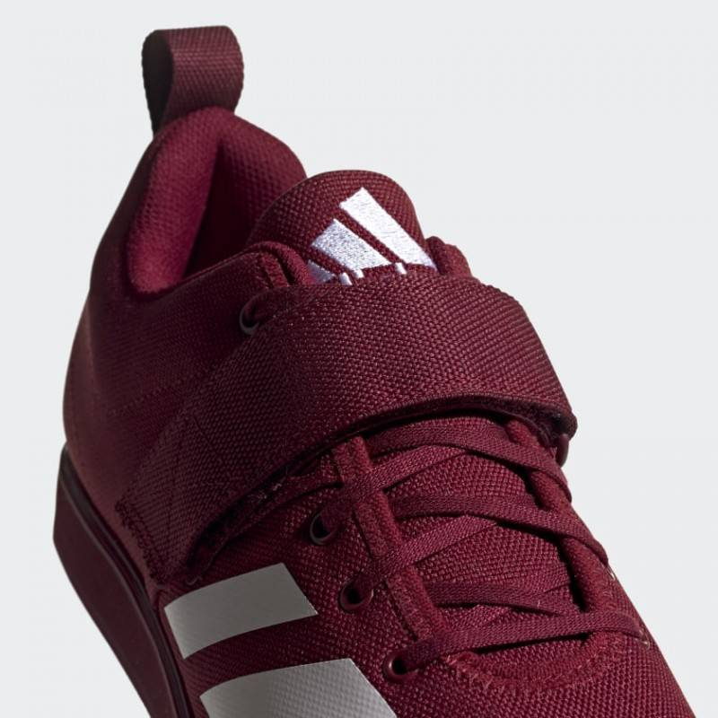 Pánské vzpěračské boty Powerlift 4 - Burgundy