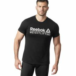 Man T-Shirt QQR- Weightlifting Mens - DZ7733