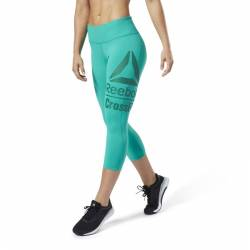 Woman Tight Reebok CrossFit Lux 3/4 - EC1454