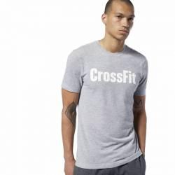 Man T-Shirt Reebok CrossFit FEF TEE- SPEEDWICK - EC1469