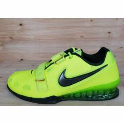 Man weightlifting shoes Nike Romaleos 2 - Volt / Sequoia