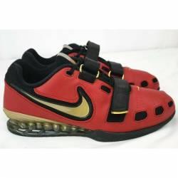 Pánské boty Nike Romaleos 2 - red/gold