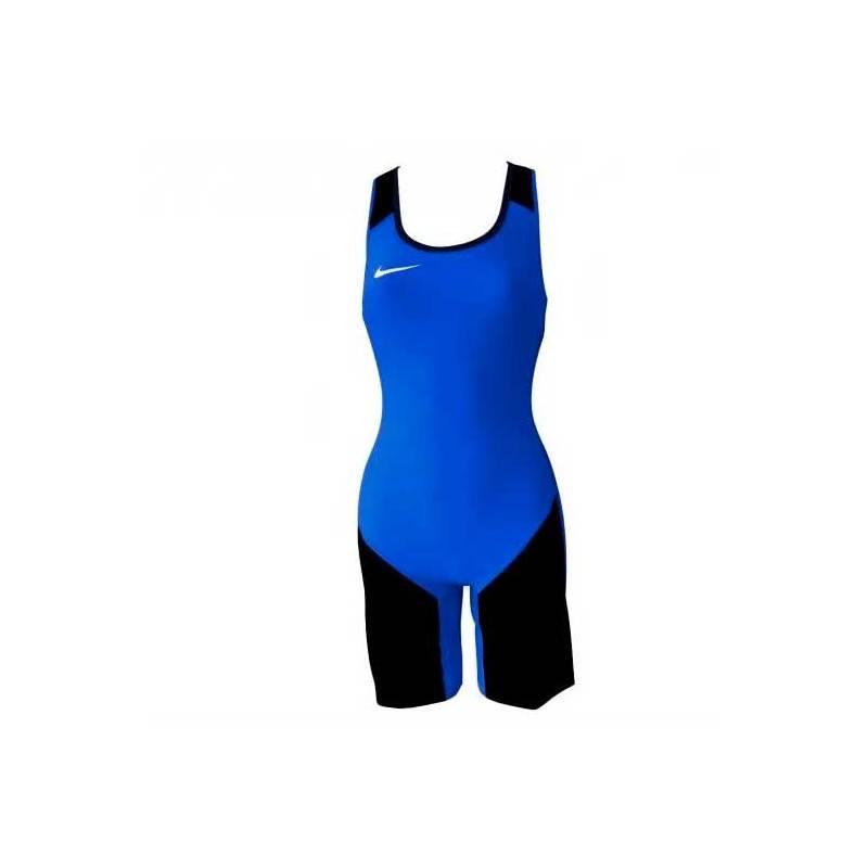 Dámský trikot Nike Weightlifting Singlet blue/black