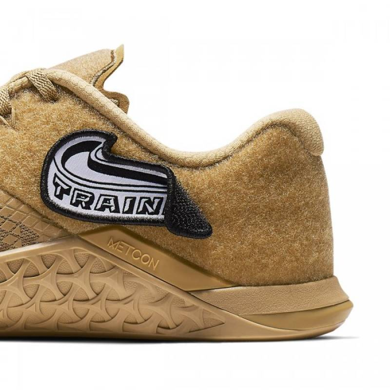 Man Shoes Nike Metcon 4 XD Patch - GOLD