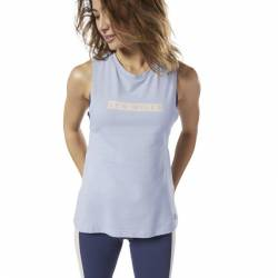 Woman top Les Mills PERF COTTON TANK - ED0609