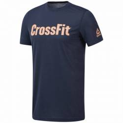 Man T-Shirt Reebok CrossFit FEF TEE- SPEEDWICK - EC1466