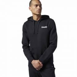 Man hoodie Reebok CrossFit MOR Logo Hoodie - DY8443
