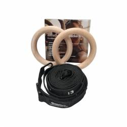 Competitive gymnastic rings StrongGear