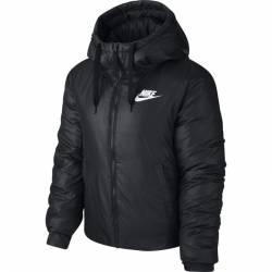 Dámská teplá zimní bunda Nike Black