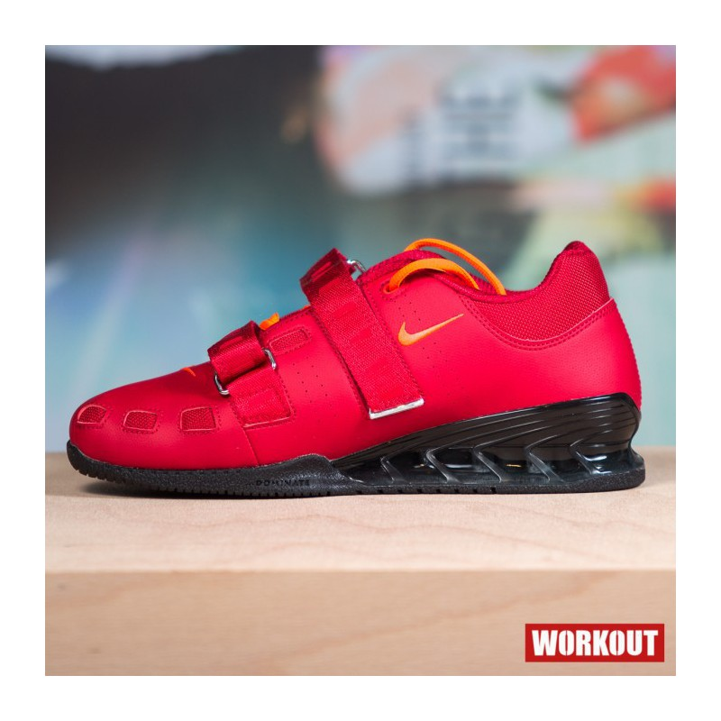 Man Shoes Nike Romaleos 2 - Red / Black