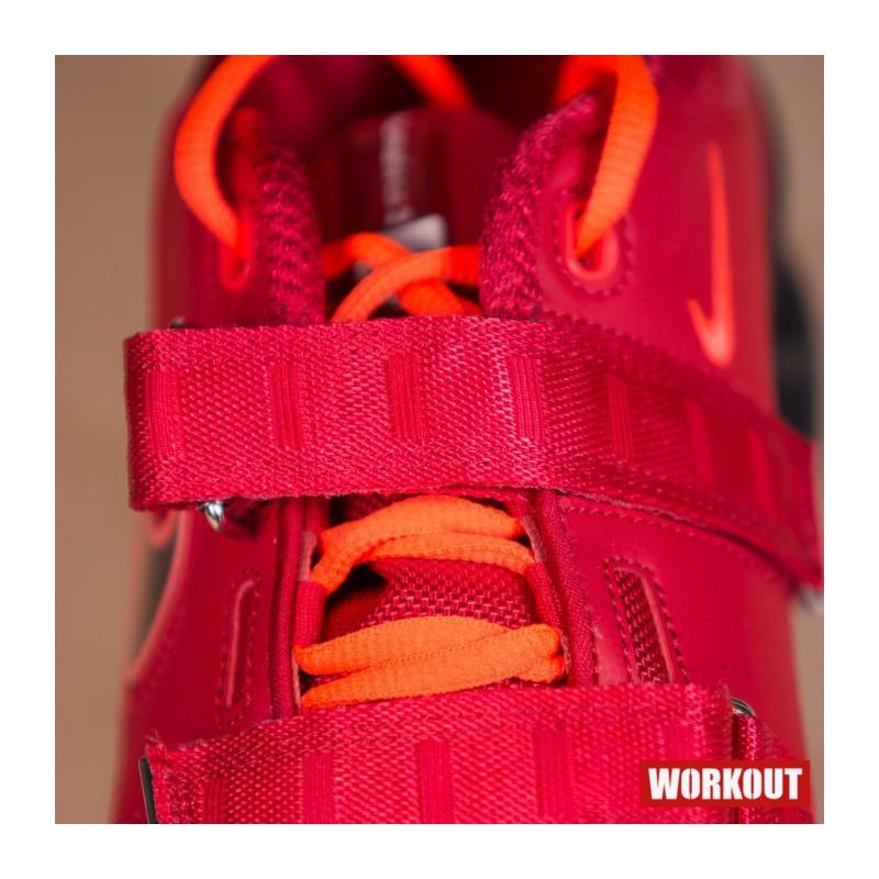 Man Shoes Nike Romaleos 2 - Red / Black