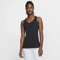 Woman training top THE NIKE GET FIT - black