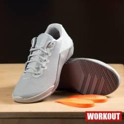Pánské boty Nike Metcon 5 - šedivé