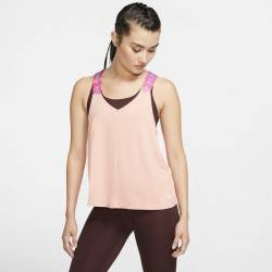 Woman training top W NK TANK ELSTKA FTR FEM