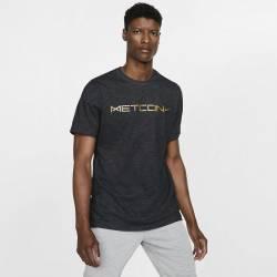 Pánské tričko DRY TEE DFCT METCON SLUB - černé