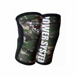 Knee sleeves Powersystem - camo
