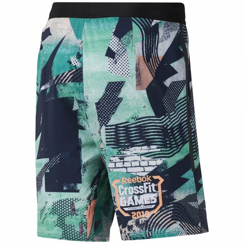 Miseria Íntimo Electropositivo  Man Shorts Speed Reebok CrossFit Games - DY8450 - WORKOUT.EU