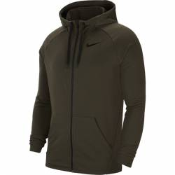 Man hoodie Nike DRY FULL ZIP FLEECE