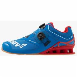 Man Shoes Inov8 FASTLIFT 370 BOA -blue