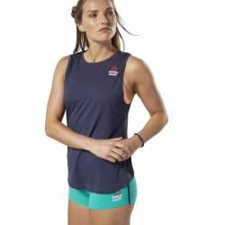 Woman top Reebok CrossFit AC + Cotton Tank Games - DY8395