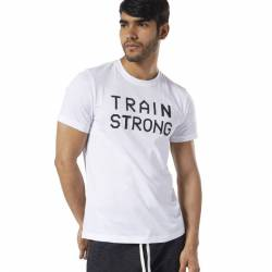 Man T-Shirt GS Train Strong Tee - EC2062