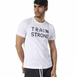Man T-Shirt GS Train Strong Tee - EC2062