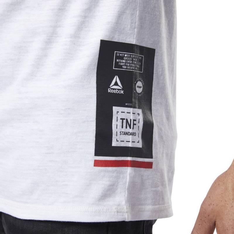 T-Shirt Homme Reebok UFC FG Fight Week Tee T
