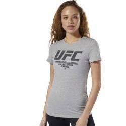 Woman T-Shirt UFC FG LOGO TEE - DZ4925