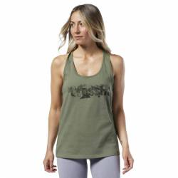 Woman top Reebok CrossFit Print Fill Logo Tank - EC1500