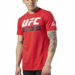 Man T-Shirt UFC FG FIGHT WEEK TEE - EC1255
