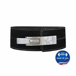 Powerlifting belt Toro Level black