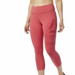 Woman Tight Reebok CrossFit Lux 3/4 - ED8771