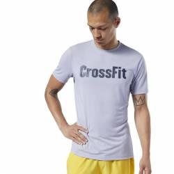 Man T-Shirt Reebok CrossFit FEF TEE- SPEEDWICK - EC1472