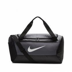Taška přes rameno Nike Brasilia - S šedá