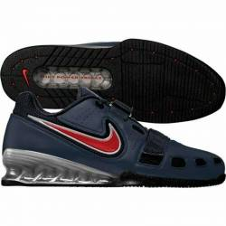 Man Shoes Nike Romaleos 2 - Blue navy