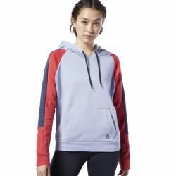 Woman hoodie WOR Colorblocked Coverup - EC2398