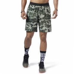 Man Shorts Reebok CrossFit Speed Short - Print - EC1516