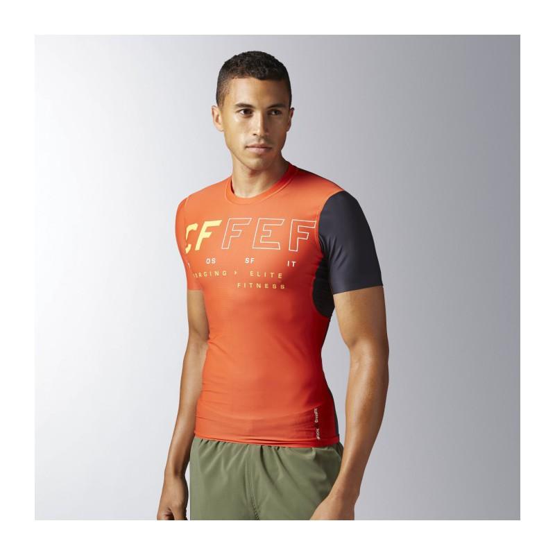 Kompresní tričko RCF SS COMPRESSION TOP B45169