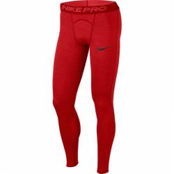 Man Tight Training Tights - red