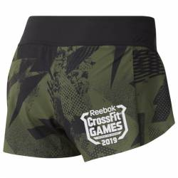 Woman Shorts Reebok CrossFit KNW Short Print - EC1449