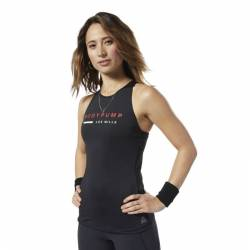 Woman top Les Mills BODY PUMP SUPPORT TANK - ED0593