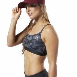 Bra Reebok CrossFit Skinny Bra AOP - DY8414