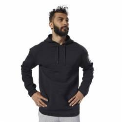 Man hoodie WOR FLEECE OTH HOOD - EC0880