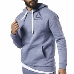 Man hoodie TE Marble BL OTH Hoodie - EC0804
