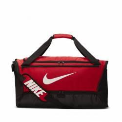 Tréninková taška Nike Brasilia - medium červená
