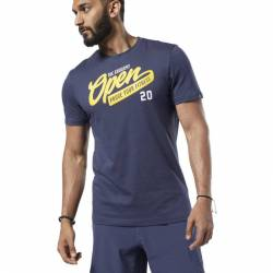 Man T-Shirt Reebok CrossFit OPEN Tee - FP9337