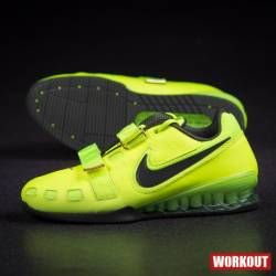 Man Shoes Nike Romaleos 2 - Volt / Sequoia