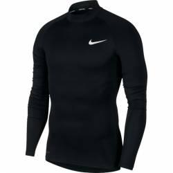 Man T-Shirt Nike Pro black